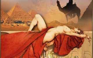 Cultura: cleopatra  giulio cesare  marco antonio
