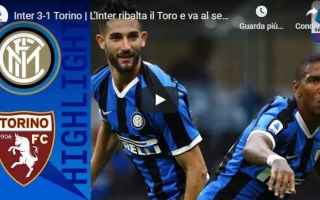 inter torino video gol calcio