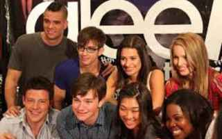 Serie TV : glee  naya rivera  serie tv