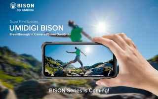umidigi bison  smartphone  umidigi  leak