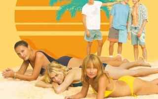 Cinema: holiday  summer  older woman younger man