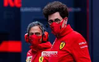 Formula 1: binotto  ferrari  f1  formula 1