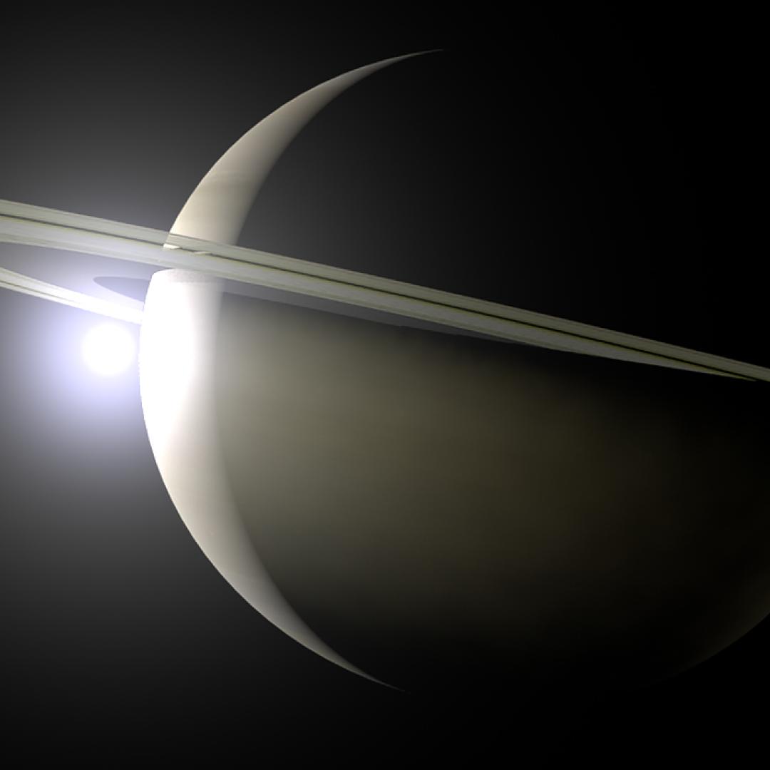 spazio scienza  nasa sistema solare