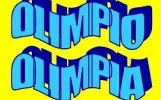 Storia: olimpio  olimpia  significato  etimologi