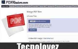 strumento online gratis pdf