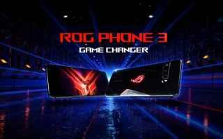 Cellulari: asus rog phone 3  asus  smartphone  rog