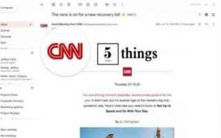 Google: Gmail. Integrato Meet, annunciate novità anti-phisghing
