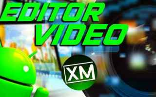 Android: android editor video apps film utility