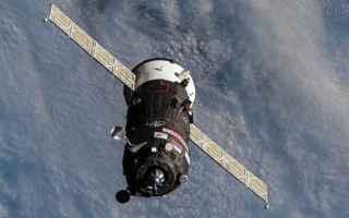 Astronomia: progress  roscosmos  cargo spaziale