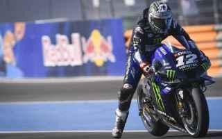 MotoGP: GP DI ANDALUSIA PL3: NUOVA DOPPIETTA YAMAHA VINALES 1 QUARTARARO 2