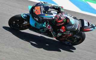 MotoGP: motogp  andaluciagp  quartararo  yamaha