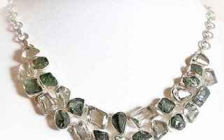 Bellezza: ametista verde  prasiolite