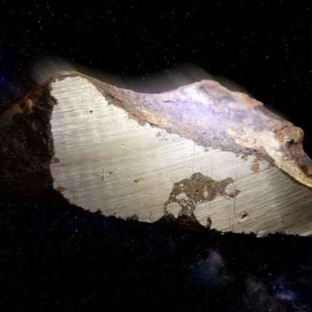 meteoriti  planetesimi