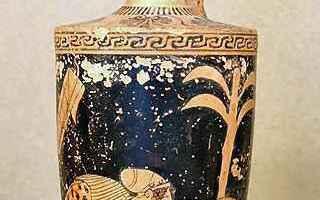 Cultura: sciti  vasi greci  amazzoni  colarusso