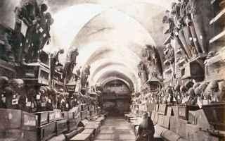 Cultura: cappuccini  catacombe  cimitero  cripta