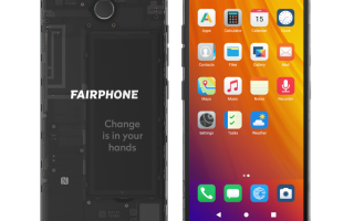eos  fairphone