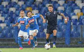 Serie A: napoli  lazio