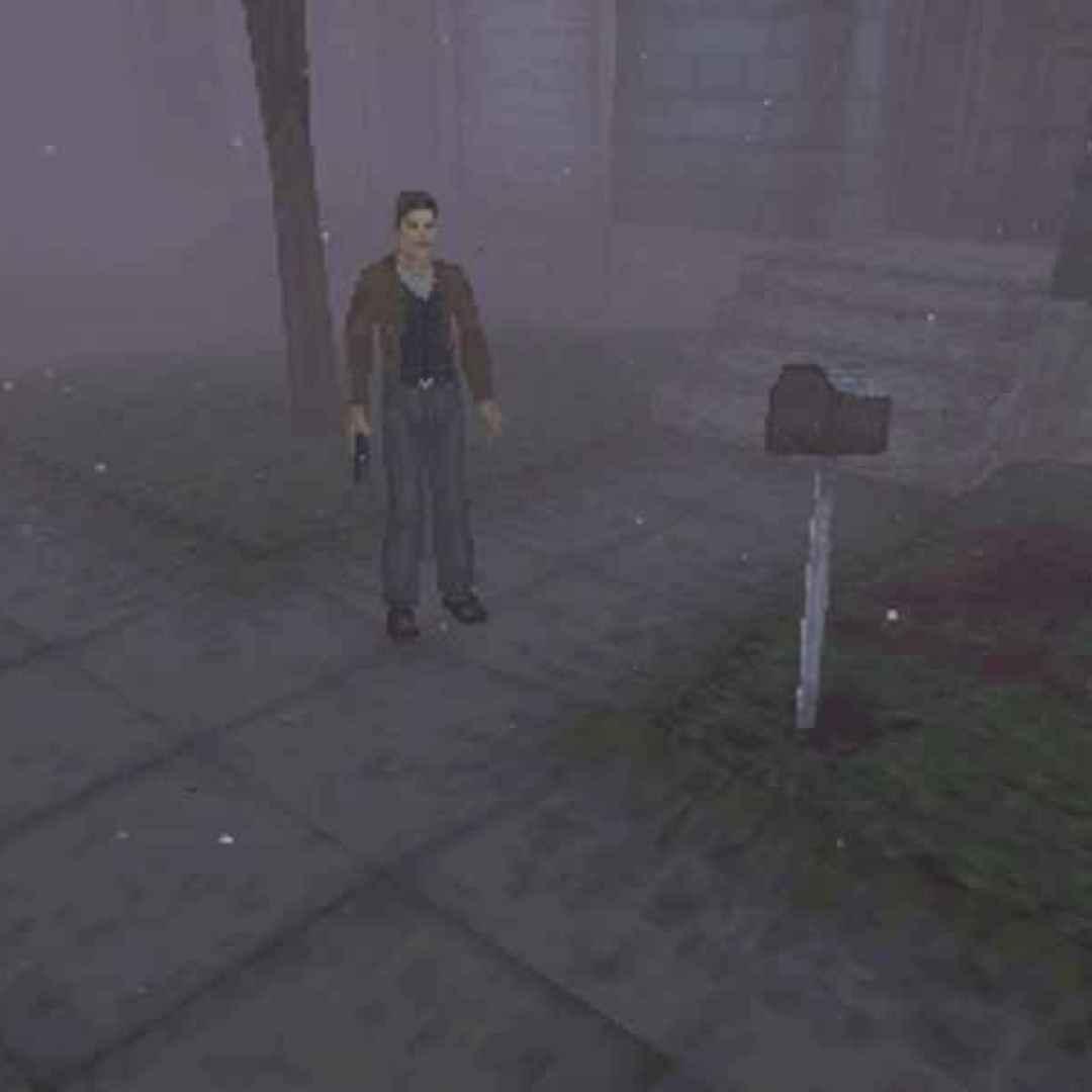 centralia  misteri  videogame