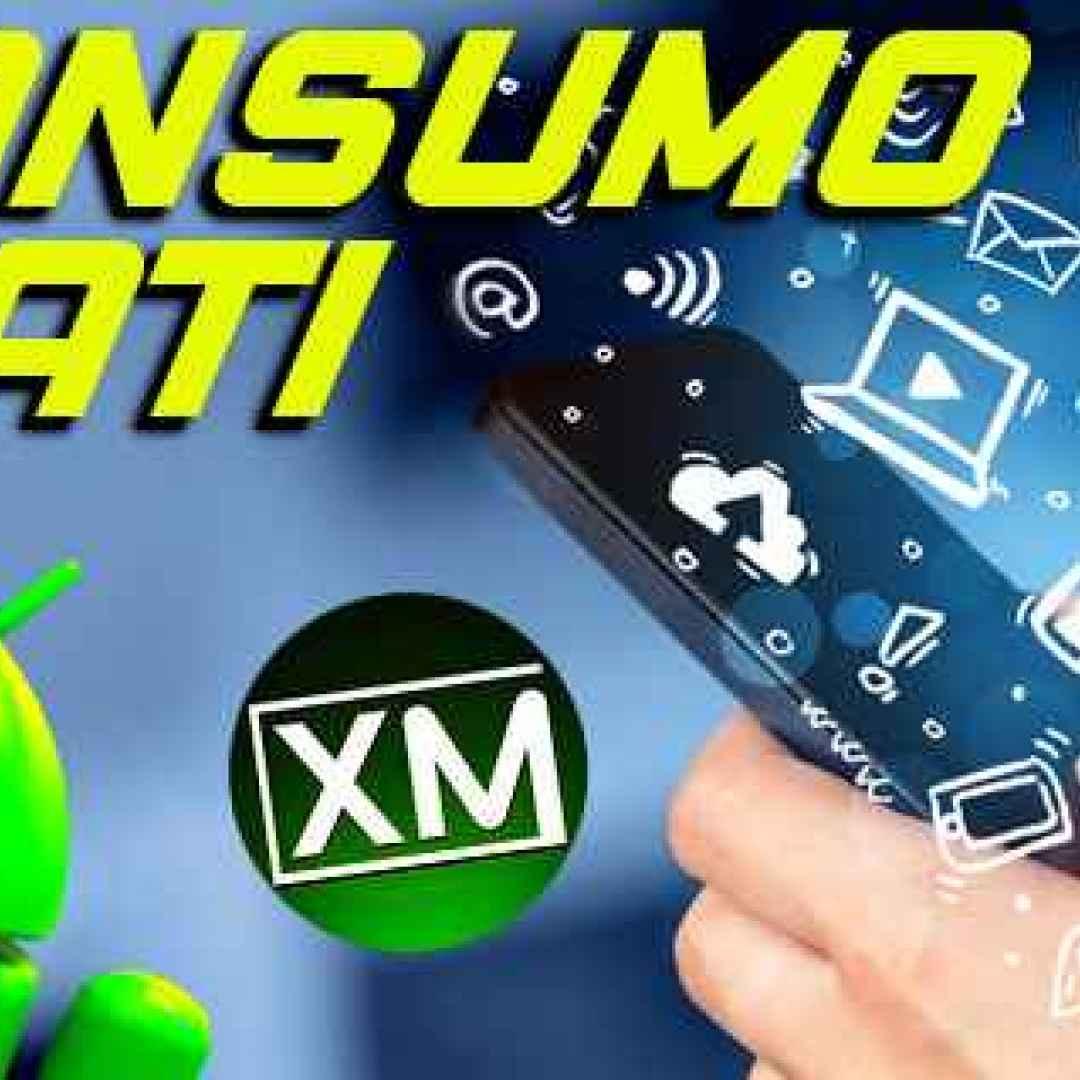 android dati connessione app utility