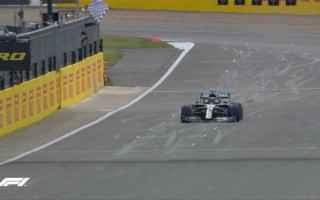 Formula 1: GP DI GRAN BRETAGNA: HAMILTON VINCE SU TRE RUOTE VERSTAPPEN E LECLERC COMPLETANO IL PODIO