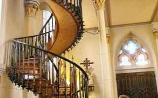 Cultura: scala  cappella  loretto  miracolosa