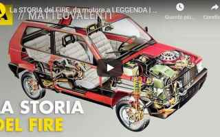 Motori: motore fire video storia auto