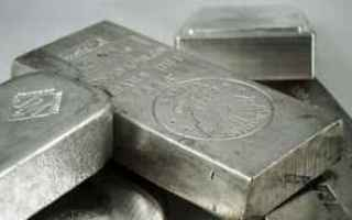 Borsa e Finanza: argento  rettangolo  stp ecn differenze