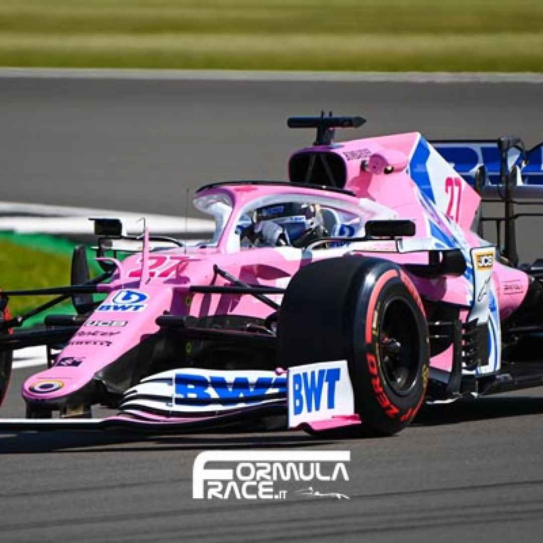 racing point  renault  f1  formula 1