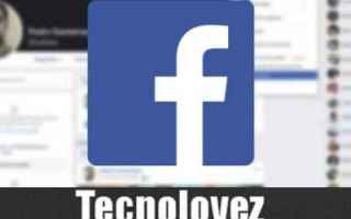 Facebook: facebook vecchia interfaccia grafica