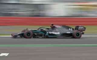 Nuovo dominio della Mercedes nelle prime due sessioni del Gp del 70 anniversario della F1. Nelle Lib