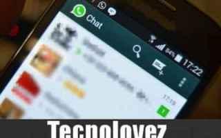 WhatsApp: whatsapp nuova funzione