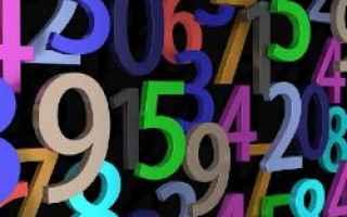 Astrologia: numeri fortunati  magia  data nascita