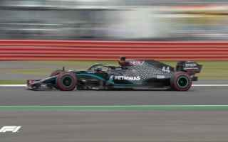 Nelle prove libere 3, Hamilton in 1.26.621 si è candidato questo pomeriggio a conquistare l'ottav
