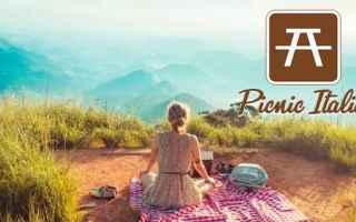 android picnic natura grigliate vacanze