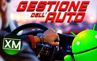 Android: android auto moto camper soldi apps