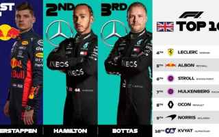 Nel Gran Premio di Spagna, Hamilton dopo il secondo posto nella gara del 70 anniversario della F1, v