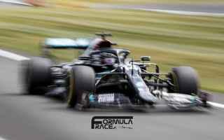 Mercedes, Ferrari, Honda e Renault sono i produttori di motori di Formula 1 e hanno trascorso anni a