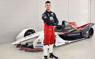 formula e  wehrlein  porsche  motorsport