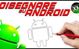 Android: disengo android pittura app arte blog
