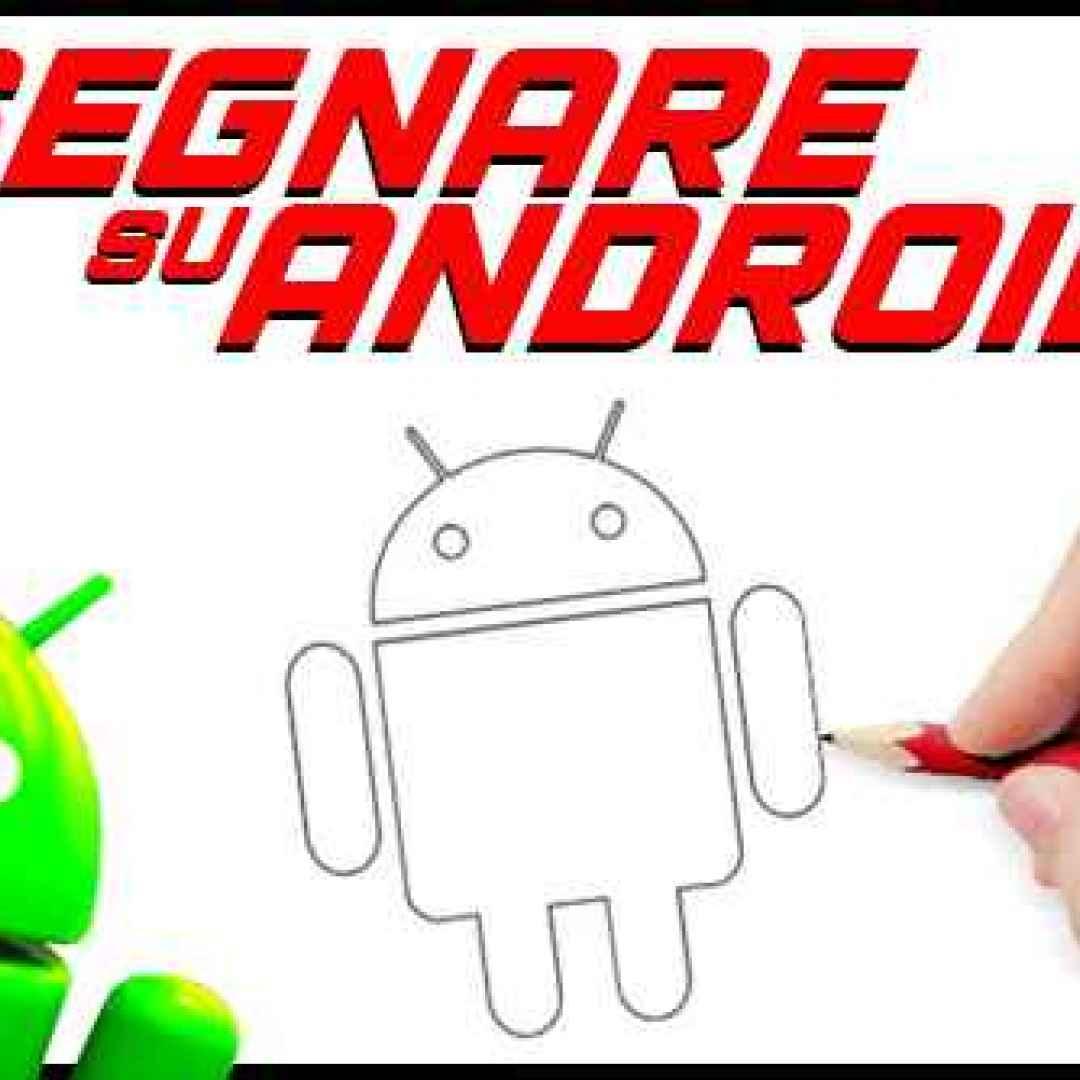 disengo android pittura app arte blog