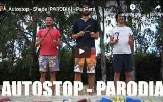 Video divertenti: video parodia shade panpers musica