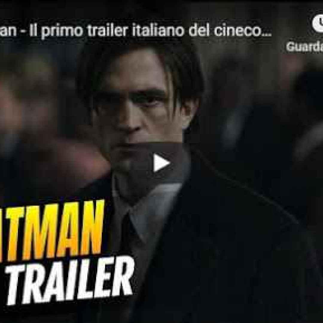 trailer the batman film cinema video