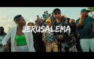 Musica: jerusalema ballo estate2020