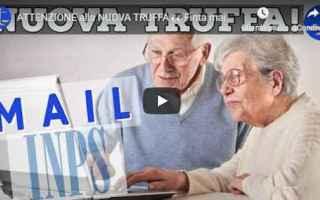 Soldi: truffa inps soldi euro video