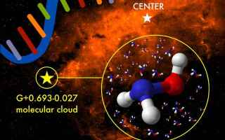 Astronomia: nube molecolare