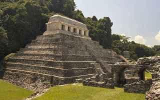cerimonie maya  città-tempio  palenque