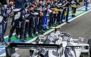 Formula 1: belgiangp  alphatauri  gasly  f1