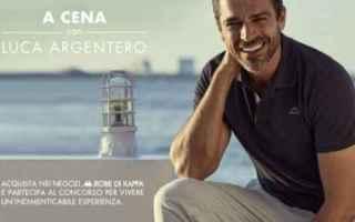 Spettacoli: luca argentero  doc  robe di kappa
