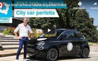 Motori: fiat video prova auto motori