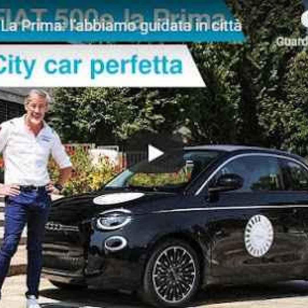 fiat video prova auto motori